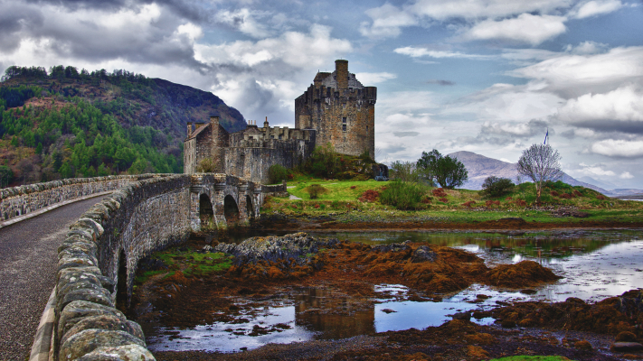 Eilean Donan: one of the true icons of Scotland -2