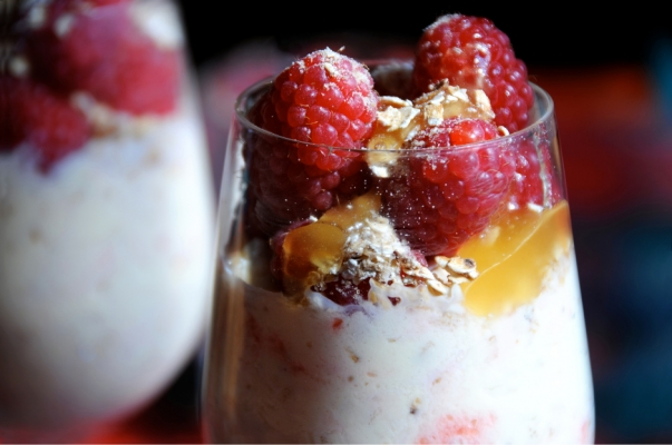 Cranachan - Traditional Scottish Dessert