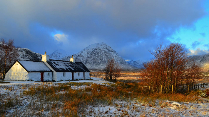 A Winter Vacation in Scotland -2