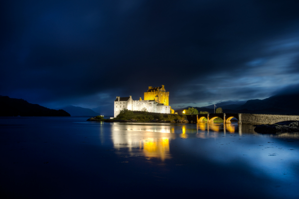 Eilean Donan: one of the true icons of Scotland -1