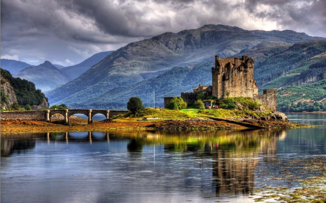 Eilean Donan: one of the true icons of Scotland -3