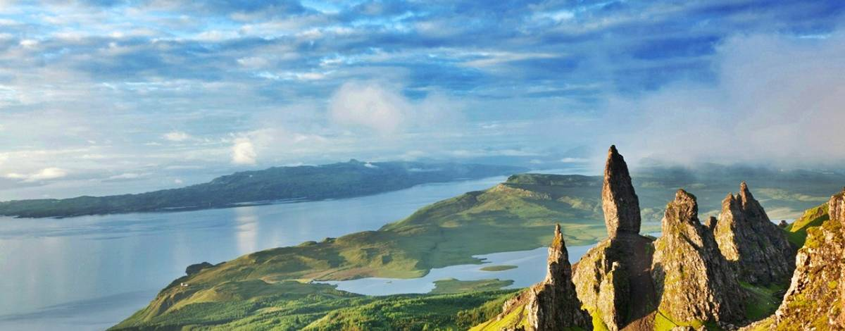 5 Day Highlands & Skye incl. Jacobite Steam Train (Family friendly)