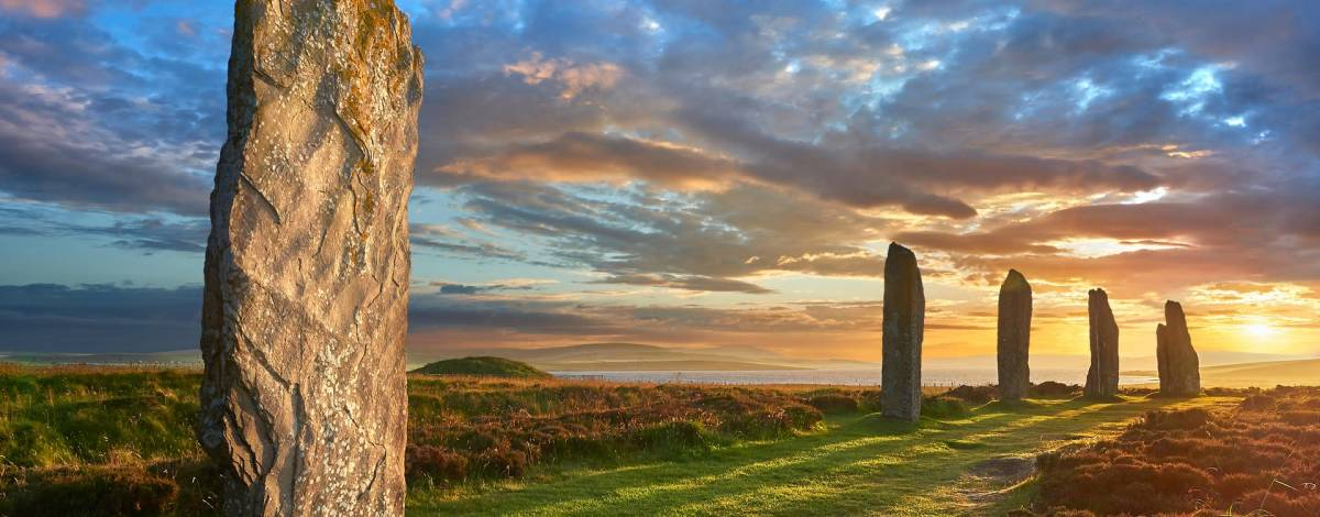6 Day Neolithic Orkney & North Coast 500 Tour