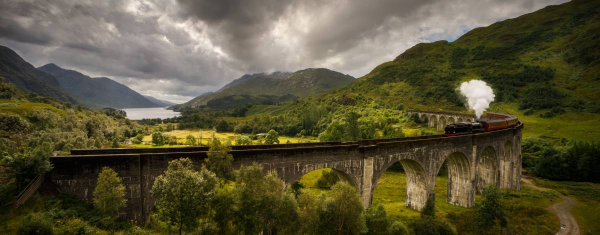 7 Day Best of Scotland incl. Jacobite Steam Train