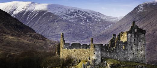 7 Day Best of Scotland in Winter Tour