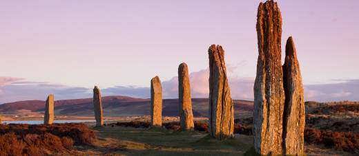 10 Day Highlands, Neolithic Orkney & St Andrews