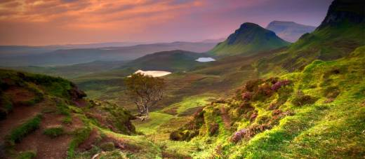 5 Day Highlands & Skye Tour