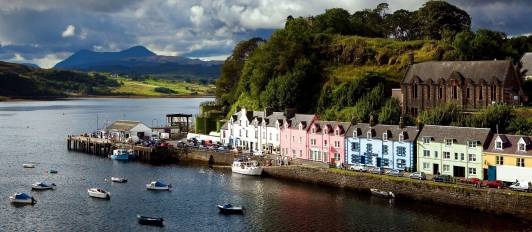 8 Day Mull, Skye & Highlands Tour
