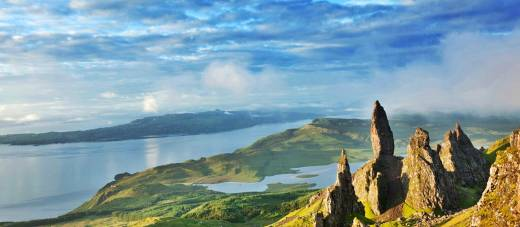 5 Day Highlands and Skye Incl. Jacobite Steam Train