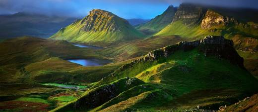 Scotland Tour - 10 Day Grand Tour