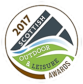 Scottish Outdoor & Leisure Awards 2017 Finalist